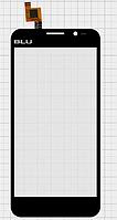 Тачскрин / сенсор (сенсорное стекло) для Gigabyte GSmart Alto A2 (черный цвет)
