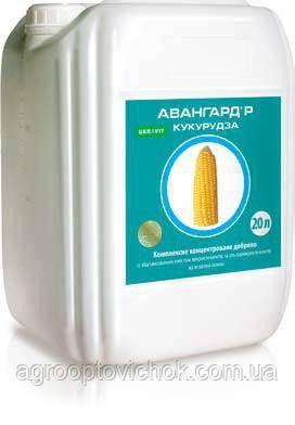 АВАНГАРД Р Кукуруза  (20л) стимулятор микроудобрение удобрение для кукурузы, фото 2