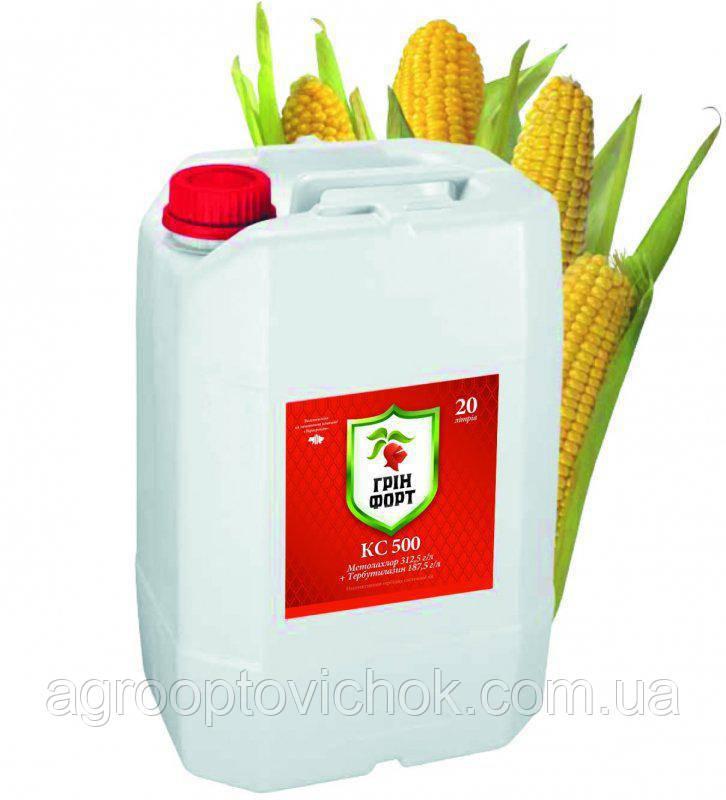 Гринфорт КС 500 (Глифосату калийная соль 500 г/л) (20л)