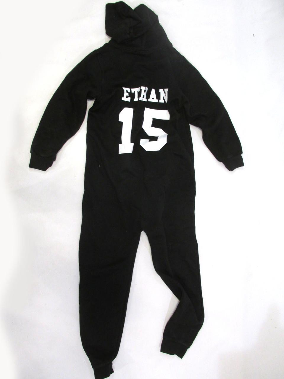 Костюм спортивный, домашний Stars-Stripes, 9-11 лет, детский, Как Новы 6