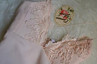 Новое облегающее платье с кружевом из Cameo rose каталога New Look, фото 3