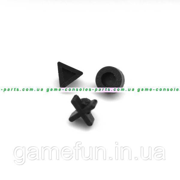 PS4 Slim комплект гумових ніжок для корпусу playstation 4 CUH-20xxA/B
