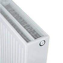 Радиатор TIBERIS 22 500 x 400 нижнее подключение, фото 3