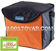 Сумка изотермическая / Термосумка Thermo на 20 л., оранжевая