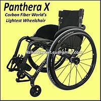 Легкая активная инвалиднаяколяcка Panthera X Active Wheelchair