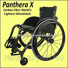 Легка активна інвалідна коляска Panthera X Active Wheelchair