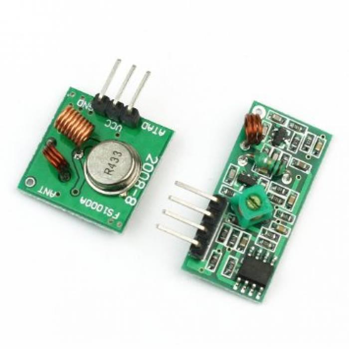 433 МГц радиоприемник передатчик РЧ для Arduino