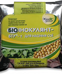 Биоинокулянт БТУ-т (на основе торфа) (2кг)