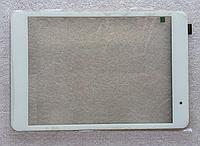 Оригинальный тачскрин / сенсор (сенсорное стекло) для Dex IP880 (белый цвет, самоклейка)