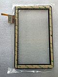 Оригинальный тачскрин сенсор (сенсорное стекло) Mystery MID-M905 (тип 1) | MID-AW921 (тип 1) черный самоклейка, фото 2
