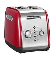 Тостер электрический KitchenAid 2-slot Toaster 5KMT221EER, фото 1