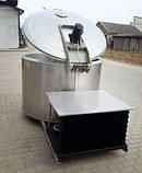 Охладитель молока Б/У ALFA LAVAL 800 открытого типа объёмом 800 литров, фото 2