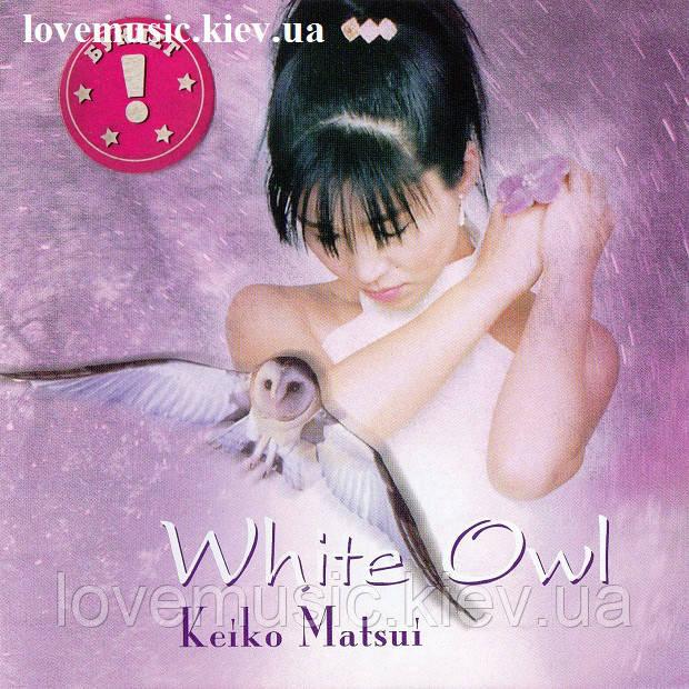 Музичний сд диск KEIKO MATSUI White owl (2003) (audio cd)