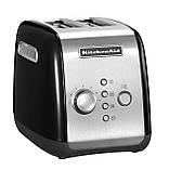 Тостер электрический KitchenAid 2-slot Toaster 5KMT221EОВ, фото 2