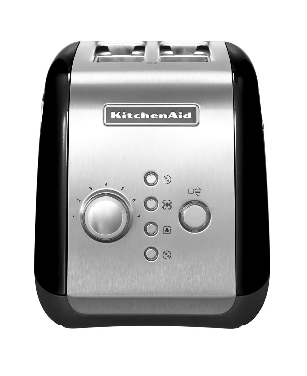 Тостер электрический KitchenAid 2-slot Toaster 5KMT221EОВ