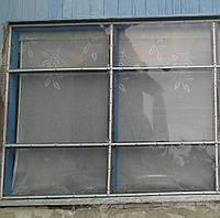 Плёнка - заменитель стекла, ширина 1.1 м