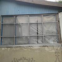 Плёнка для установки вместо стекла, ширина 2 м