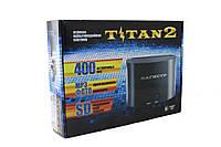 Игровая приставка двухсистемная 8 и 16 бит с памятью  TITAN 2
