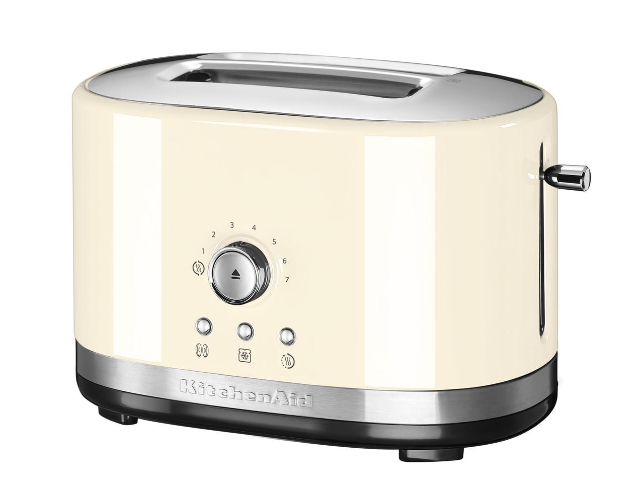 Тостер электрический KitchenAid Manual Control Toaster 5KMT2116ЕAC