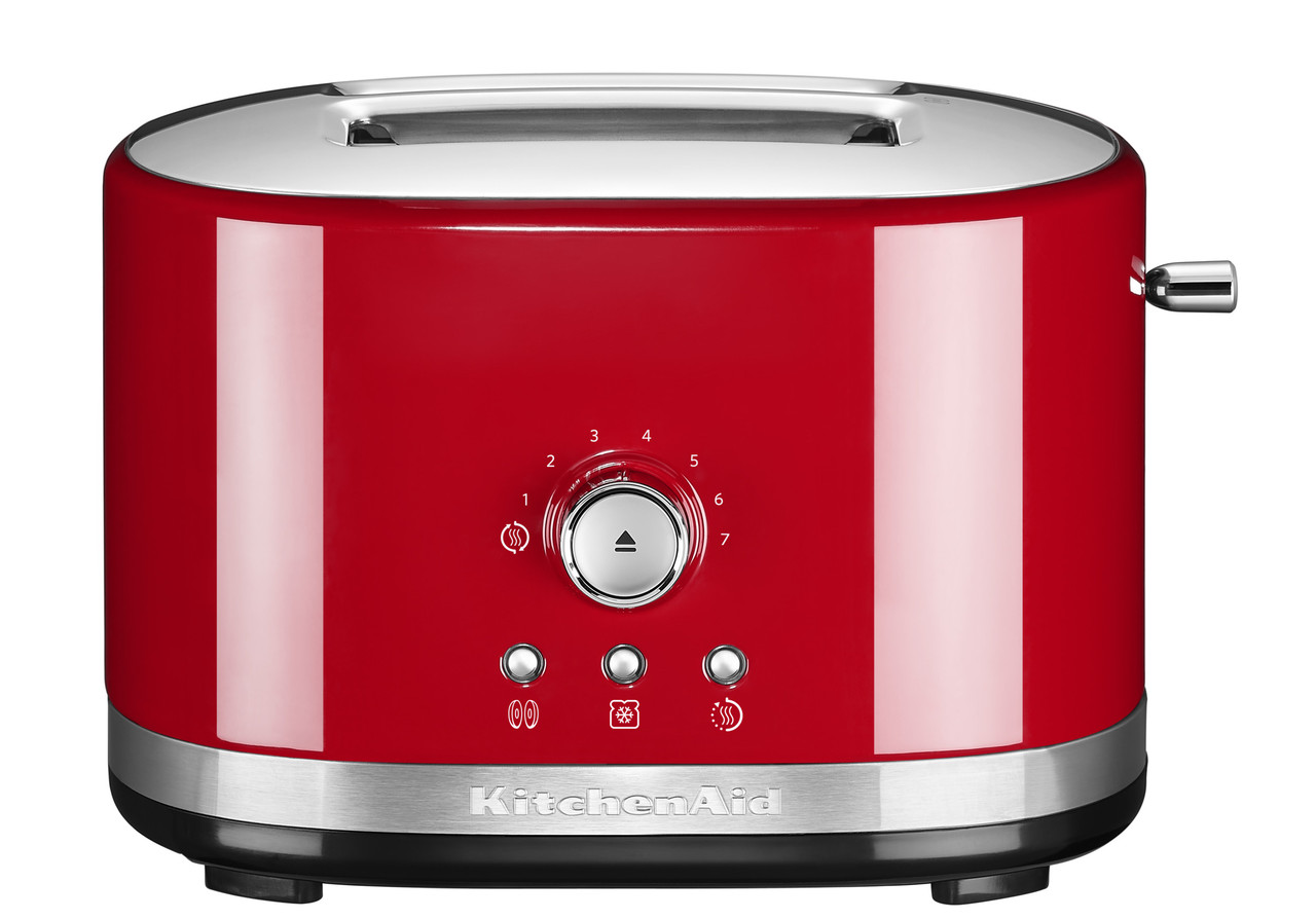 Тостер электрический KitchenAid Manual Control Toaster 5KMT2116ЕER
