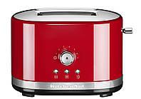 Тостер электрический KitchenAid Manual Control Toaster 5KMT2116ЕER, фото 1