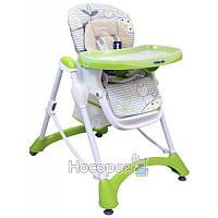 Кресло для кормления BABY MIX YQ-198 GREEN / YQ-198 BEIGE