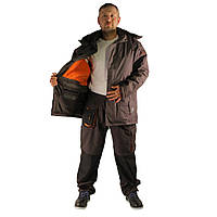 Куртка утепленная Дункан