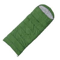 Спальник Terra Incognita ASLEEP 200 Wide Left Green