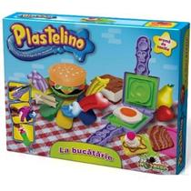 Набор для лепки Гамбургерная Plastelino