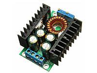 Понижающий преобразователь напряжения 5-40 В с регулировкой тока и напряжения, фото 1