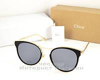 Женские солнцезащитные очки Dior изысканная и элегантная модель 2020 Диор люкс реплика