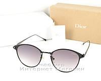 Женские солнцезащитные очки Dior утонченная модель качество люкс ААА  Кристиан Диор реплика 307878d8a68