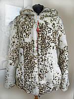 Женская курточка (Снежный барс)