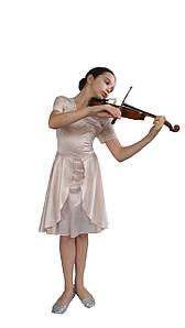 Концертное платье Лунная Соната 1