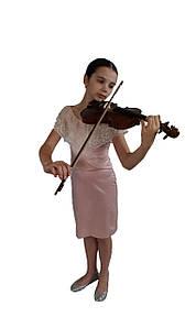 Концертное платье Лунная Соната 2