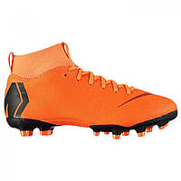 Бутсы Nike Mercurial Superfly Academy Junior FG Orange Black - Оригинал 59d8c92169003