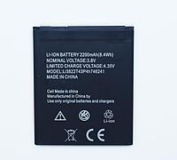 Оригинальный аккумулятор Li3822T43P4h746241 для ZTE Amazing X3s   Blade L4 Pro   Blade A465 2200mAh