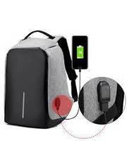 Городской рюкзак-антивор Bobby - надежная защита от карманников