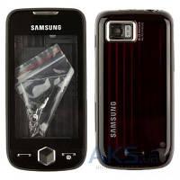 Корпус Samsung S8000 Jet Black