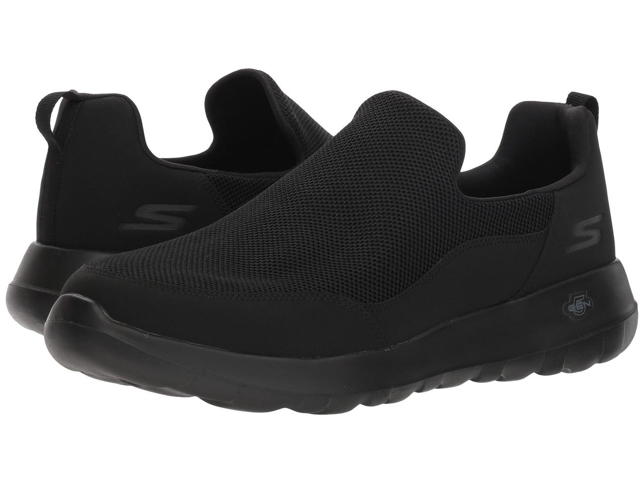Кроссовки/Кеды (Оригинал) SKECHERS Performance Go Walk Max 54626 Black