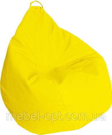 Кресло груша Практик  Желтый, фото 2