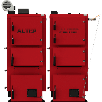Твердотопливный  котел длительного горения  Altep Duo 17 кВт