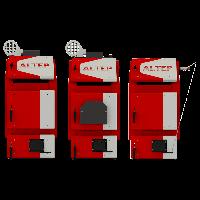 Твердопаливний котел тривалого горіння Altep TRIO UNI Plus 14 кВт, фото 1