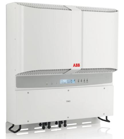 Сетевой инвертор ABB PVI-10.0-TL-OUTD-FS