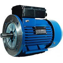 Електродвигун однофазний АИРМУТ 63 А4 0,25 кВт/220В