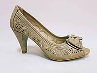 Туфли женские. 8 пар в ящику. Размеры 36-41. Повторы 38,39