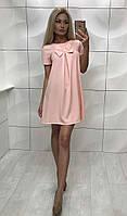 """Стильне плаття міні """"Бантик"""" Dress Code, фото 1"""