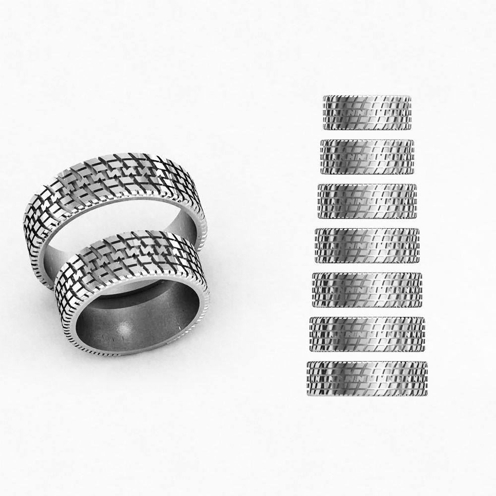 Кольца парные,обручальные  Праздник КВ-764
