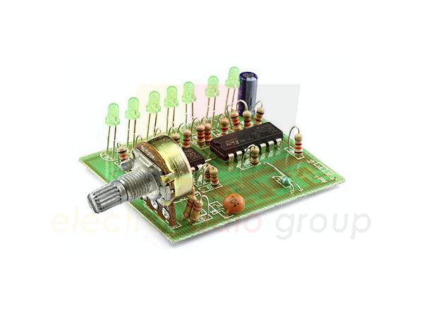 Радиоконструктор K116 (детектор радиоизлучений)