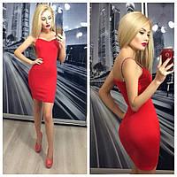 """Стильное платье мини """" New York """" Dress Code , фото 1"""